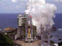 Япония планирует запустить ракету-носитель Н2А с РЛС в январе 2013 года