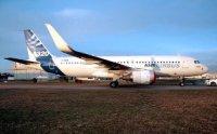 """Сертифицирован самолет A320 c вертикальными законцовками крыла """"sharklet"""" компании Airbus"""