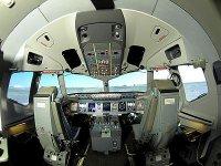 SuperJet International получила новый полнопилотажный тренажер SSJ100