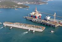 DSME спустила на воду уникальное судно