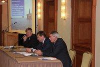 Нефтегазовым компаниям представили новые проекты морской техники