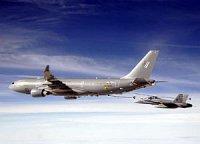 """Очередной """"летающий танкер"""" встал на вооружение британских ВВС"""