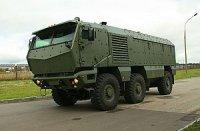 """Виталий Кох оценил перспективы использования армейских автомобилей """"Тайфун"""""""