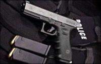 На новые пистолеты Glock переходят британские военные