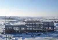 На Михеевском ГОКе монтируют дробильное и флотационное оборудование