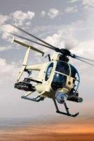 Boeing планирует поставить ударные вертолеты AH-6i Саудовской Аравии