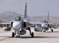 Saab приступает к разработке нового поколения истребителей Gripen