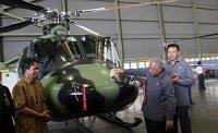 Вертолеты Bell 412EP переданы индонезийскому заказчику