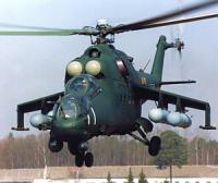 Шесть вертолетов Ми-35 могут улететь в Ирак