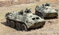 БТР-82А поступят на российскую военную базу в Абхазии
