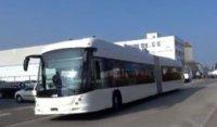 В Женеве разработан беспроводной троллейбус Tosa