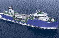 Rolls-Royce построит судно для Solvtrans AS