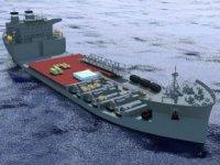 Американские военные получили мобильную десантную платформу MLP-1