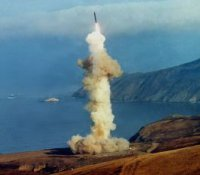 Военные из США перенесли запуск межконтинентальной баллистической ракеты