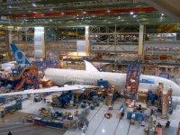 Первый Boeing 787-9 Dreamliner почти готов