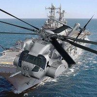 Sikorsky получил заказ на вертолеты CH-53K от ВМС США