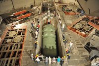 На третьем энергоблоке Ростовской АЭС установлен корпус реактора