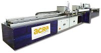 Французская ACRA поставила два станка для изготовления роллетного полотна