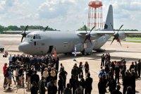 Lockheed Martin передала первый транспортник C-130J ВС Израиля