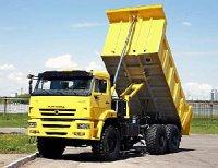 Самосвалы КамАЗ займутся строительством на Ямале