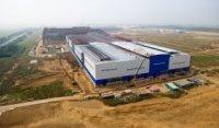 Новый электрометаллургический завод открыт в Калуге