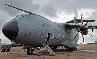 Французская армия получила первый A-400M Atlas