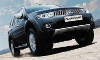 Калужский завод Mitsubishi готовит конвейер под обновленный Pajero Sport