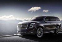 Внедорожник Cadillac Escalade обновится