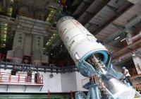 Запуск индийской ракеты-носителя с криогенным двигателем отложен