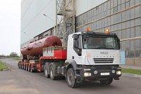 """ЗАО """"АЭМ-технологии"""" отгрузило барабан высокого давления на Южноуральскую ГРЭС-2"""