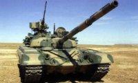 ЗВО получил модернизированные танки Т-72Б3