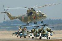 В России произведено 35% мирового парка боевых вертолетов