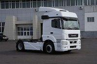 Появились первые заказы на новые магистральные тягачи Камаз-5490