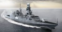 Для ВМС Италии заложен шестой фрегат класса FREMM