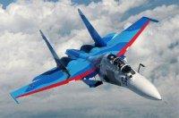 В Липецк прибыли истребители Су-30СМ