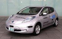 Nissan Leaf проедет на автопилоте по дорогам общего пользования