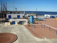 В Морском торговом порту Усть-Луга к работе приступило новое оборудование