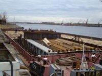 Ярославский СЗ отправил заказчику металлоконструкции для гидроузла