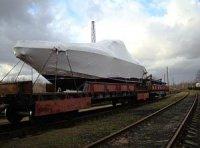 Ярославские корабелы отправили очередной катер обеспечения ФСБ РФ