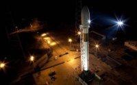 Частная американская компания SpaceX отложила запуск Falcon 9
