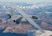 Перспективный американский штурмовик Scorpion вышел на испытания