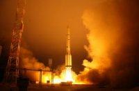"Ракета-носитель ""Протон-М"" вывела на орбиту английский спутник связи"
