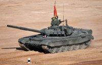 ВВО получил первую партию танков Т-72Б3