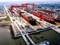 Китайские корабелы получили заказ на суда-контейнеровозы от CSSC Shipping