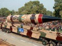 "Индия испытала баллистическую ракету ""Агни-3"""