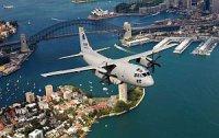 Австралийский C-27J Spartan впервые поднялся в небо
