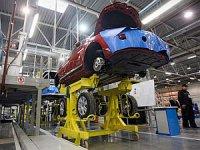 Росстат обнародовал итоги годового производства автомобилей в России