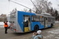 На улицах Челябинска появится троллейбус с автономным ходом