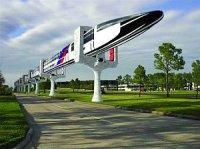 Сибирские ученые создали модель инновационного аэроэстакадного аппарата