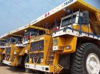Карьерные самосвалы БелАЗ вышли на работу в индийский карьер